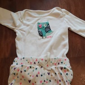 Toddler girl outfit 18m